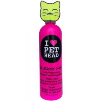 Лосион PET HEAD CAT DE SHED ME RINSE за премахване на излишна козина, 354 ml
