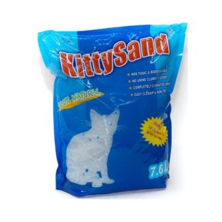 "Силиконова котешка тоалетна ""Kity sand"""