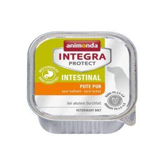 Пастет INTEGRA PROTECT INTESTINAL PURE TURKEY за кучета с диария и повръщане, 150 g