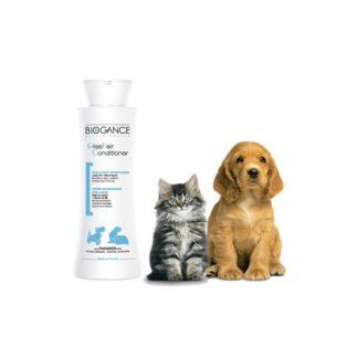 BIOGANCE Gliss hair conditioner 250ml-балсам за подхранване и разресване
