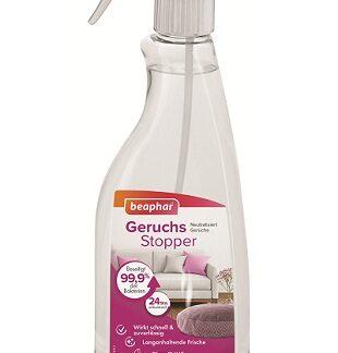 Спрей за премахване на миризми BEAPHAR ODOR REMOVER, 500 ml