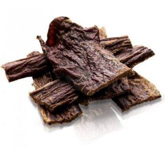 Essential Beef Delights - сушени ленти чисто телешко месо 10 броя