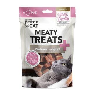 Prima Cat Deluxe Meaty Treats Dental care - месни лакомства против образуване на зъбен камък и висока устна хигиена