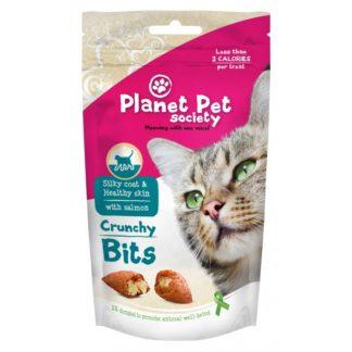 Planet Pet Crunchy Bits for coat and skin - деликатесно лакомство за здрава и лъскава козина