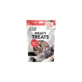 Prima Cat Deluxe Beef Ring - деликатесно лакомство телешки кръгчета
