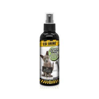 CSI Urine Cat Stain And Odour Remover - премахва ефективно неприятните миризми и петна, 150 мл.