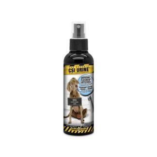 CSI Urine Spray Dog - ензимен спрей за почистване, 150 мл