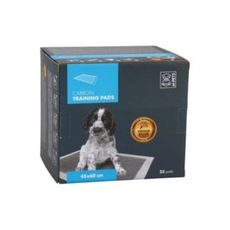M-Pets Carbon Dog Training Pads - подложки с активен въглен 60 х 45 см