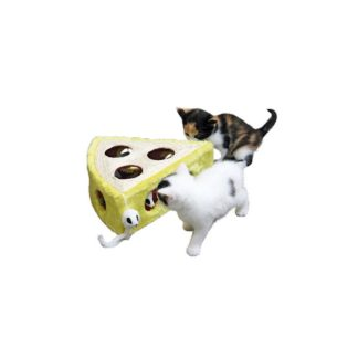Играчка за котки KERBL SISAL TOY CHEESY