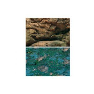 Фон за аквариум Ferplast BLU 9053, двулицев