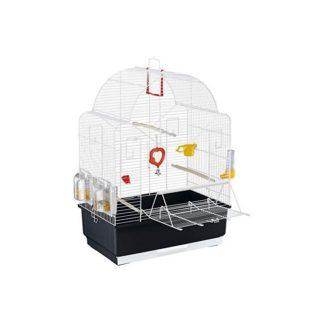 Клетка за птици FERPLAST CAGE IBIZA OPEN WHITE, 49x30x69cm