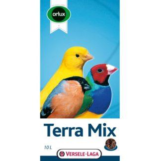 Естествен торф за екзотични птици VERSELE LAGA TERRA MIX, 4 kg