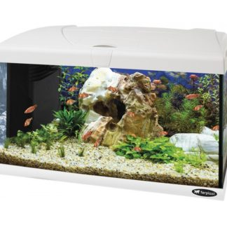 Оборудван аквариум Ferplast CAPRI 60 LED WHITE, 60 л