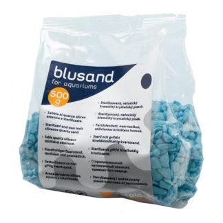 Грунд за аквариум Ferplast BLUSAND LIGHT BLUE, светлосин