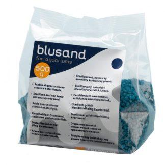 Грунд за аквариум Ferplast BLUSAND BLUE, син