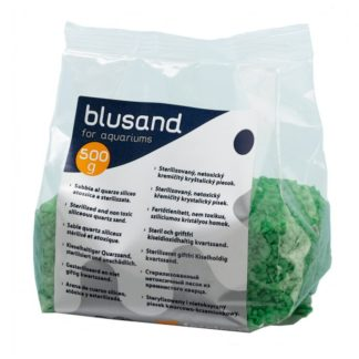 Грунд за аквариум Ferplast BLUSAND GREEN, зелен