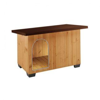 Дървена къща за куче Ferplast BAITA 100