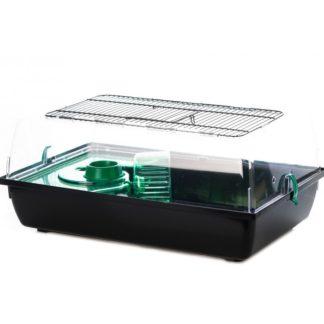 Оборудвана клетка за дребни гризачи INTERZOO ALEX 1