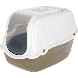 Закрита котешка тоалетна KERBL MINKA CREAM бежова