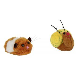 Вибрираща играчка за котки KERBL FLUFFY TREMBLE TOYS