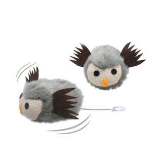 Вибрираща играчка бухал EBI SHAKING OWL