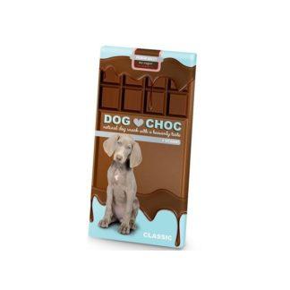 EBI DOGCHOC CLASSIC шоколад натурален, 100 g