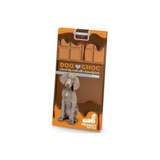 EBI DOGCHOC PEANUT шоколад фъстъчено масло, 100 g