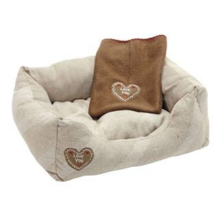 Легло за кучета и котки KERBL SNUGLY BED LOVE YOU SMALL