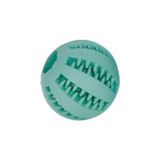 Дентална играчка NOBBY RUBBER BALL DENTAL LINE, 7 cm