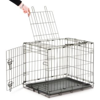 Метална клетка SAVIC DOG COTTAGE, 107 cm