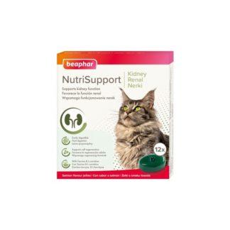 Добавка BEAPHAR NUTRISUPPORT KIDNEY CAT за котки с бъбречни проблеми, 12 бр.