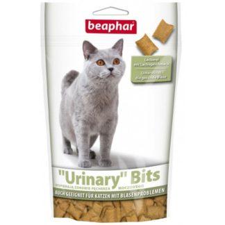 Лакомство за котки BEAPHAR URINARY BITS за уринарен тракт, 35 g
