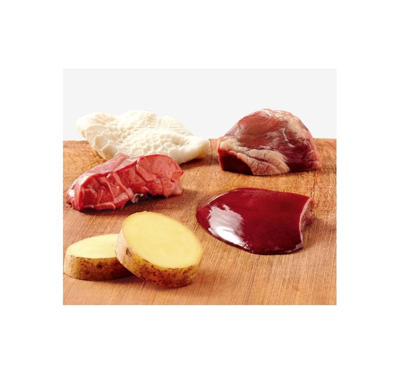 Консерва GRANCARNO SENSITIV ADULT PURE LAMB AND POTATOES монопротеин агне с картофи, 400 g