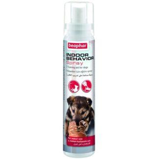Отблъскващ спрей за кучета BEAPHAR INDOOR BEHAVIOR, 125 ml