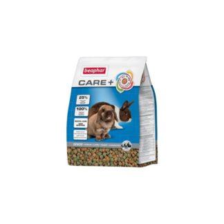 Храна за възрастни зайци BEAPHAR CARE+ SUPER PREMIUM SENIOR, 1,5 kg
