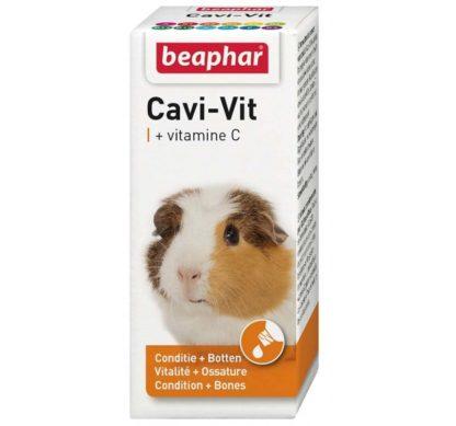 Витамини за морски свинчета BEAPHAR CAVI VIT, 20 ml