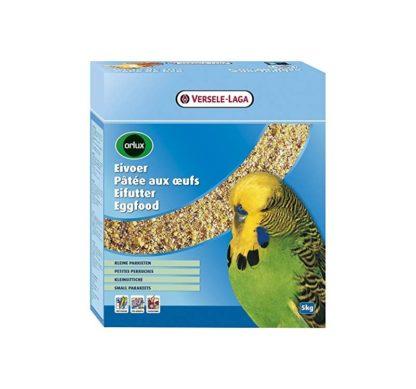 Суха яйчена храна за вълнисти и др. малки папагали VERSELE LAGA OROLUX EGGFOOD DRY SMALL PARAKEETS, 5 kg