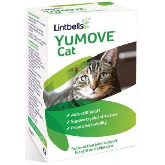 Добавка за стави YUMOVE FOR CATS, 60 таблетки