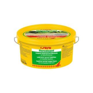 Субстрат за засаждане на растения SERA FLOREDEPOT, 2.4 kg