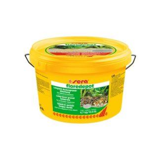 Субстрат за засаждане на растения SERA FLOREDEPOT, 4.7 kg