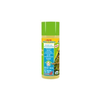 Грижа за растенията за аквариуми с малко животни SERA FLORE 4 PLANT, 250 ml