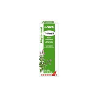 Биопрепарат срещу метили по кожата и хрилете SERA PHYTO MED TREMAZID, 30 ml