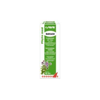 Биопрепарат срещу външни бактериални инфекции SERA PHYTO MED BAKTAZID, 30 ml