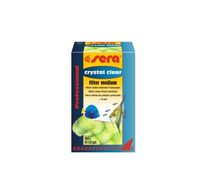 Филтърен материал за механична филтрация SERA CRYSTAL CLEAR PROFESSIONAL