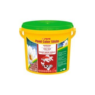 Оцветяваща храна SERA POND COLOR STICKS, 3800 ml