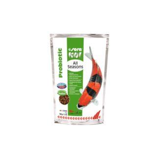 Пробиотична храна за кои SERA KOI ALL SEASONS PROBIOTIC, 500 g