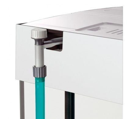 Оборудван аквариум Ferplast DUBAI 100 LED BLACK, 190 л