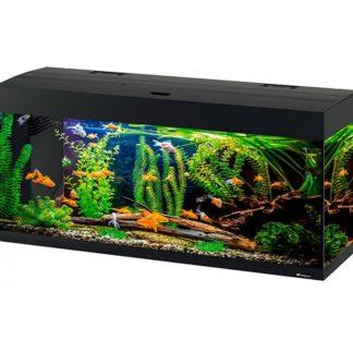 Оборудван аквариум Ferplast DUBAI 120 LED BLACK, 240 л