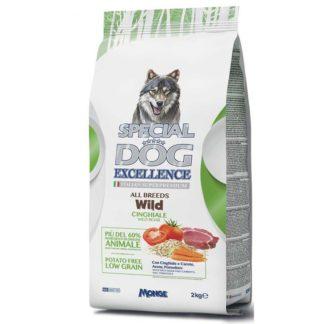 Суха храна SPECIAL DOG EXCELLENCE WILD BOAR за всички породи над 12 м, глиган, 2 kg