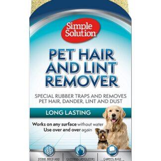 Гъба за отстраняване на косми SIMPLE SOLUTION PET HAIR & LINT REMOVER